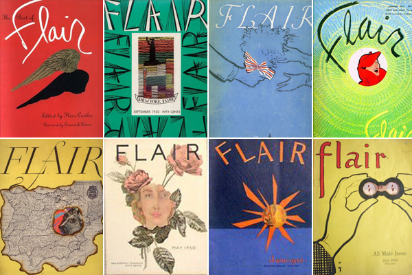 fleur-cowles-flair-magazine-covers