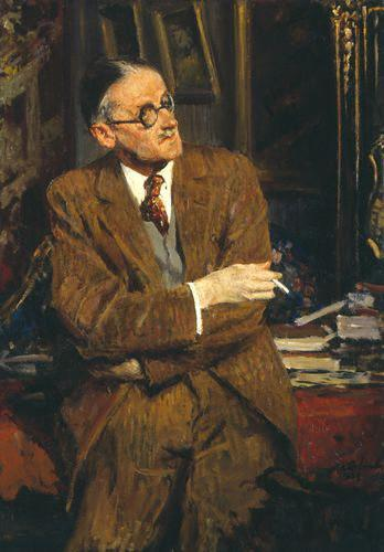 mind and author james joyce How james joyce's 'ulysses' actually did change my life we were to understand that we had sold our souls to james joyce and it messes with your mind and.