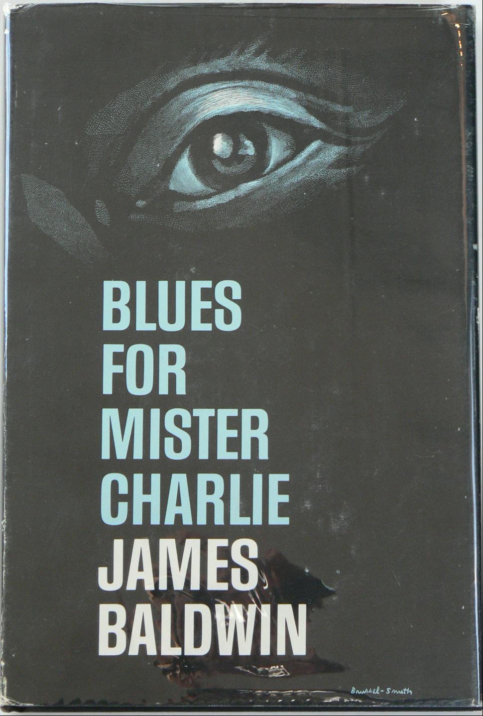 blues for mister charlie essay